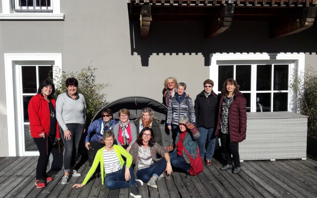 Pilatesreise #2 nach Kitzbühel